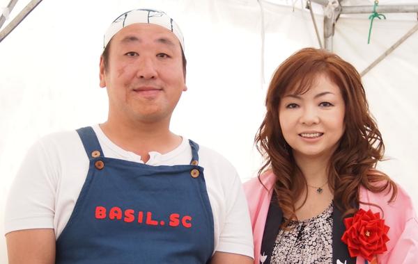 大阪産五つの星PR大使賞をハイヒール・モモコさんからいただきました。のサムネール画像